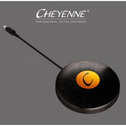 Cheyenne round foot switch
