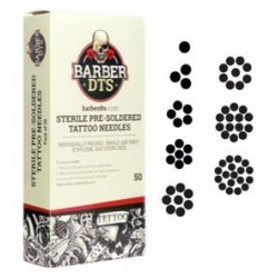 Barber Round Liners