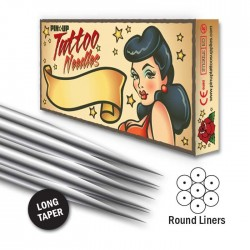 Pin Up Round Liner